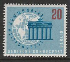 Germany Berlin 1959 14th World Communities Congress SG B184 MNH