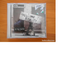 CD ROSS COPPERMAN - WELCOME TO REALITY (5J)