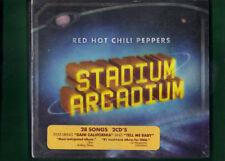 RED HOT CHILI PEPPERS-STADIUM ARCADIUM- DOPPIO CD
