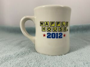 Waffle House American The Beautiful Coffee Cup Mug 2012 By Tuxton Restaurant