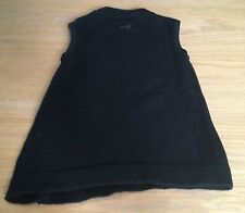 Baby Girls Black Mexx Dress Size 3-4 Years