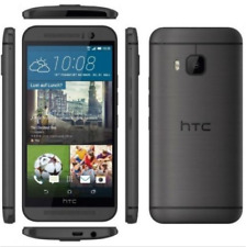 "(Dark Gunmetal) 5"" Unlocked HTC One M9 32GB 20.0MP 4G LTE Android Mobile Phone"
