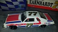 Dale Earnhardt #77 Hy-Gain 1976 Chevy Malibu BW Bank 1:24 Action in Box