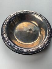 Reed Barton Classic Rose Antique Us Silver Plated Bowls Ebay