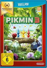 Pikmin 3 Nintendo Selects (Nintendo Wii U, 2016, DVD-Box)
