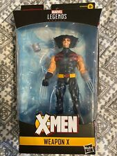 "MARVEL LEGENDS X-MEN AOA AGE OF APOCALYPSE *NO SUGAR MAN BAF WOLVERINE ""LOOSE"""