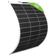 Eco 130W 260W 520W Flexible Solar Panel Kit, 30Ah LiFePo4 Battery For Rv Marine