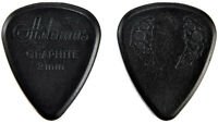 2 Genuine Adamas 2mm graphite guitar picks -used by Jerry Garcia&Trey Anastasio