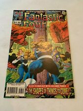 1995 Fantastic Four Vol 1 No 403 Marvel Direct Edition Comic Book