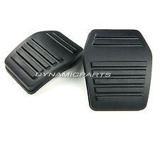 GENUINE 2X FORD TRANSIT PEDAL PAD RUBBER 2000-ONWARD 94BB7A624AA 6789917