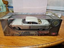 Motorworks Plymouth 1958 Fury 1:18 Scale Die Cast Motormax Chrysler