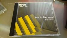 Roland Sound Library PCM1-03 ROCK DRUMS ROM Card for JV880/ 80 /1080 /JD990 /