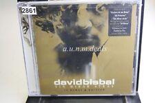 David Bisbal (Sin Mirar Atras - 24 Horas Edition) , 2010 ,Music CD (NEW)