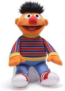 Gund Sesame Street 6047455 Ernie Soft Toy Plush