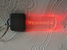 Porte-clés lumineux Tupperware (Porte clés Tupperware - keychain - miniature)