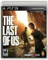 Last Of Us - Authentic Sony Playstation 3 PS3 Game