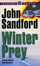Winter Prey (Lucas Davenport Mysteries) by Sandford, John