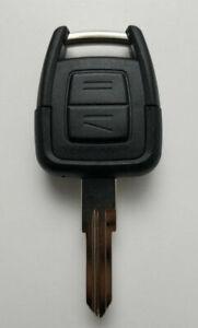 Holden Astra TS1 TS2 transponder key complete HU46 RK204 ID40 1998-2003