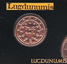 Portugal 2011 - 1 Centime D'Euro FDC provenant du coffret 20000 exemplaires