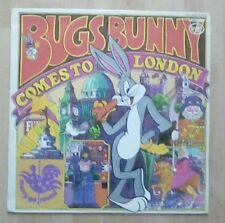 BUGS BUNNY COMES TO LONDON Vinyl LP  6 Great Songs & Bus-Top Tour!  (1973) EX