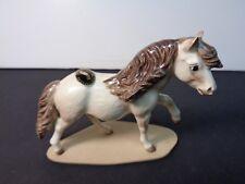 Hagen Renaker #3349 Horse: Highland Pony Stallion ceramic figurine