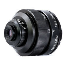 Zhongyi Mitakon 20mm f/2.0 4.5X Super Macro Lens for Nikon F mount APS-C D7500