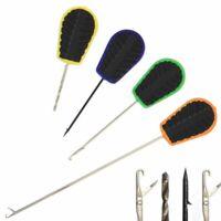 Baiting Needle Set 4 Piece Hook Drill Boilie Stringer Bait Carp Fishing