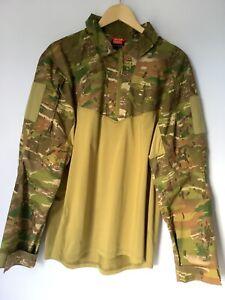 Pentagon Ranger Tac-Fresh UBACS Shirt Grassman Multicam Camo X Large