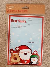 Letter to & from Santa