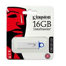 Pendrive 16GB Kingston 16 GB USB 3.0 - DTIG4/16GB