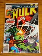 INCREDIBLE HULK #221 VOL1 MARVEL COMICS MARCH 1978