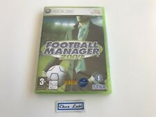Football Manager 2007 - Microsoft Xbox 360 - PAL FR - Neuf Sous Blister