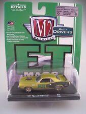 1969 Pontiac GTO 1 64 M2 Machines 11228-44