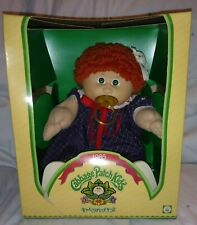 Vintage Tsukuda Cabbage Patch Doll