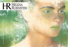 "Dracula Eternal Beauty Helena Rubinstein Makeup Advertisement Postcard 6x4"""