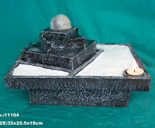 Zen Garden Water Fountain