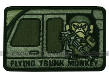 MilSpec Flying Trunk Monkey ACU USA Tactical Military Combat Army Morale Patch