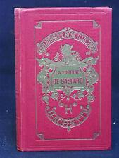 LA FORTUNE DE GASPARD - COMTESSE DE SÉGUR - illust 32 vignettes par GERLIER