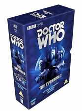 DOCTOR WHO The Cybermen Collection DVD Box Set AMAZON EXCL. Tomb earth invasion