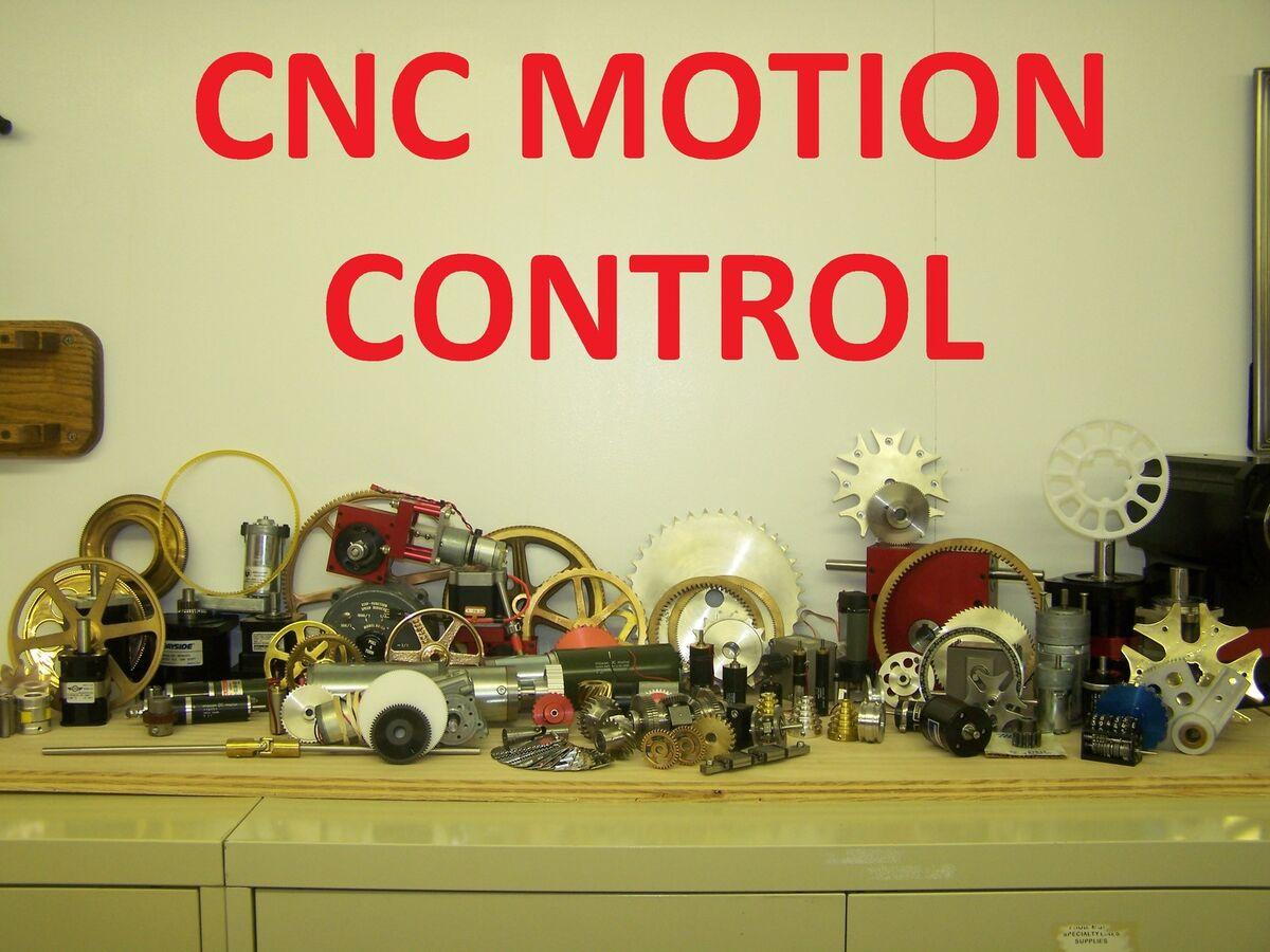 CNC MOTION CONTROL