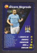 Real - Welt Fussball Stars 2014 - Alvaro Negredo - Manchester City