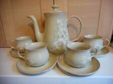 Denby Decorative Pottery Cups & Saucers