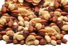 Deluxe Roasted and Salted Mixed Nuts (No Peanuts) by Its Delish