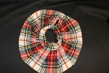 Vintage - Terri Lee - Tagged Flannel Red/white/green/blue plaid skirt