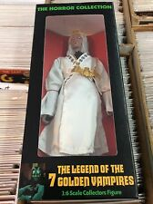 "Distinctive Dummies Legend of the 7 Golden Vampires 12"" Custom Figure Sold Out"