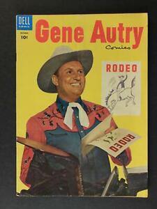 GENE AUTRY WESTERN COMIC # 92 (FN)