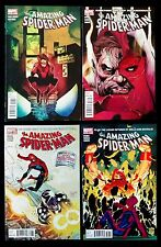 The Amazing Spider-Man #626 627 628 629.