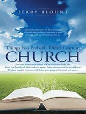 Things You Probably Didn't Learn In Church: End time events made simple What is