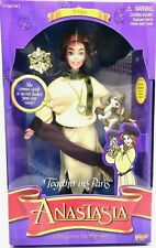 Anastasia Anya Together in Paris Doll 1997 in Original Packaging - BRAND NEW!