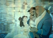 Disney's Beauty and the Beast Hologram of Belle dancing with the Beast